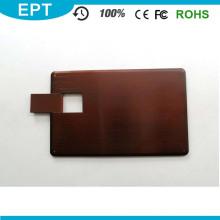 Movimentação ultra fina chinesa do flash do cartão de crédito Movimentação ultra fina do flash do cartão de crédito