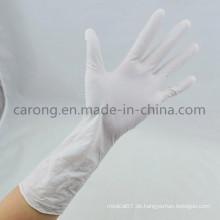 Einweg-Latex-Handschuhe für chirurgische verwendet