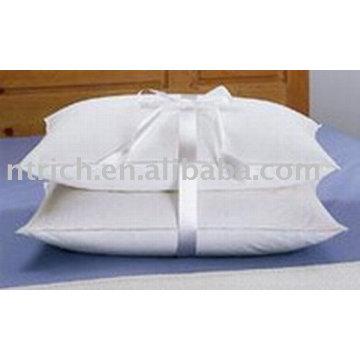 Almohadas de hotel, inserciones de poliéster blanco, almohadillas internas