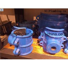 PVC-Rohrsattelklemme
