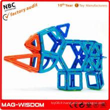 Construction Bâtiment de jouets éducatifs