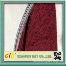 Tissu de siège-auto automobile décoration Fashion