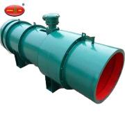 China Coal Dust Extraction Fans
