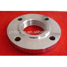 UNI Standard Karton Stahl Flansch