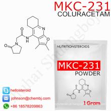 Fornecimento de Composto Nootrópico 135463-81-9 Coluracetam / Mkc-231