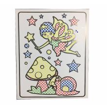 Libro de colorear de acuarela para niños
