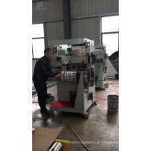 Equipamento para fabricação de baldes de tinta de metal semiautomático