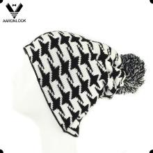 Le chapeau de Bonnet en ligne Jacquard de dernière année 2016