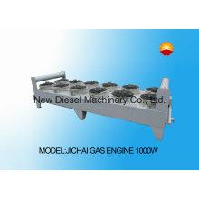 Radiador de gás de Jichai com ventilador de Muti (1000W)