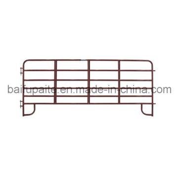 Economy Powder Coated Temporary Fence Corral Panel