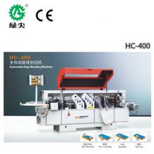 alta eficiencia HC -400 portátil de madera manual de borde del pvc máquina de encuadernación