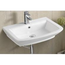 Wall Hung Bathroom Basin (662)