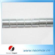 Напольные неодимовые магниты цилиндра