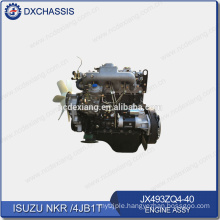 Genuine NKR 4JB1T Engine Assy JX493ZQ4-40