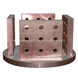 Copper Sand Casting Part for Electrical Terminals (B030528)