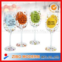Vidrio de Martini superior coloreado