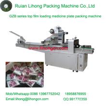 Gzb-350A Высокоскоростная автоматическая машина для обертывания потока Waffles