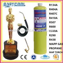 purity high temprature MAPP GAS propane