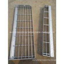 Hot DIP Galvanized Steel Steps