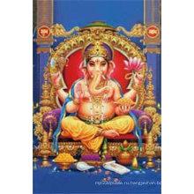 Материал PP любимчика дешевые 3D индийского Бога картинки
