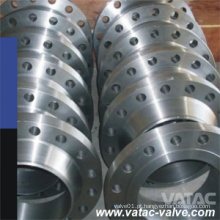 Flange de aço inoxidável Ss304 / Ss316