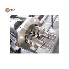 Konischer Doppelschraubenlauf für PVC-Blatt/Rohr/Schaumstoffplatte