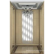 Safe Machine elevador de passageiros sem sala com nenhum ruído