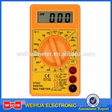 multímetro digital dt-830d con diseño de seguridad