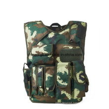600d 1000d Border Defense Armed Police Camouflage Anti-Stab & Spike Vest