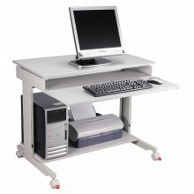 Muebles para el hogar Mesa de escritorio ajustable móvil de la computadora de la oficina
