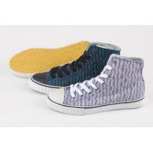 Zapatos de los hombres Ocio Comodidad Hombres Zapatos de lona Snc-0215064