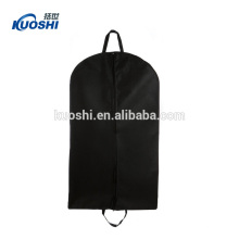 m l xl size customized non woven suit garment bag with zipper