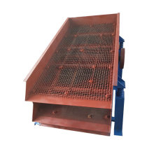 Self-Aligning Damping Vibrating Screen for Sand and Stone