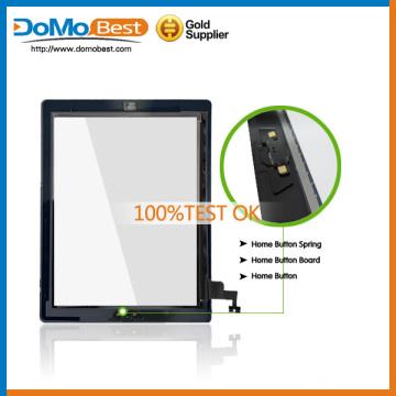 DoMo substituição melhor novo Touch para iPad 2 Touch Screen digitalizador vidro venda em grande estoque