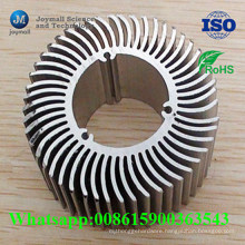 Custom Aluminum Alloy Tubular Heatsink