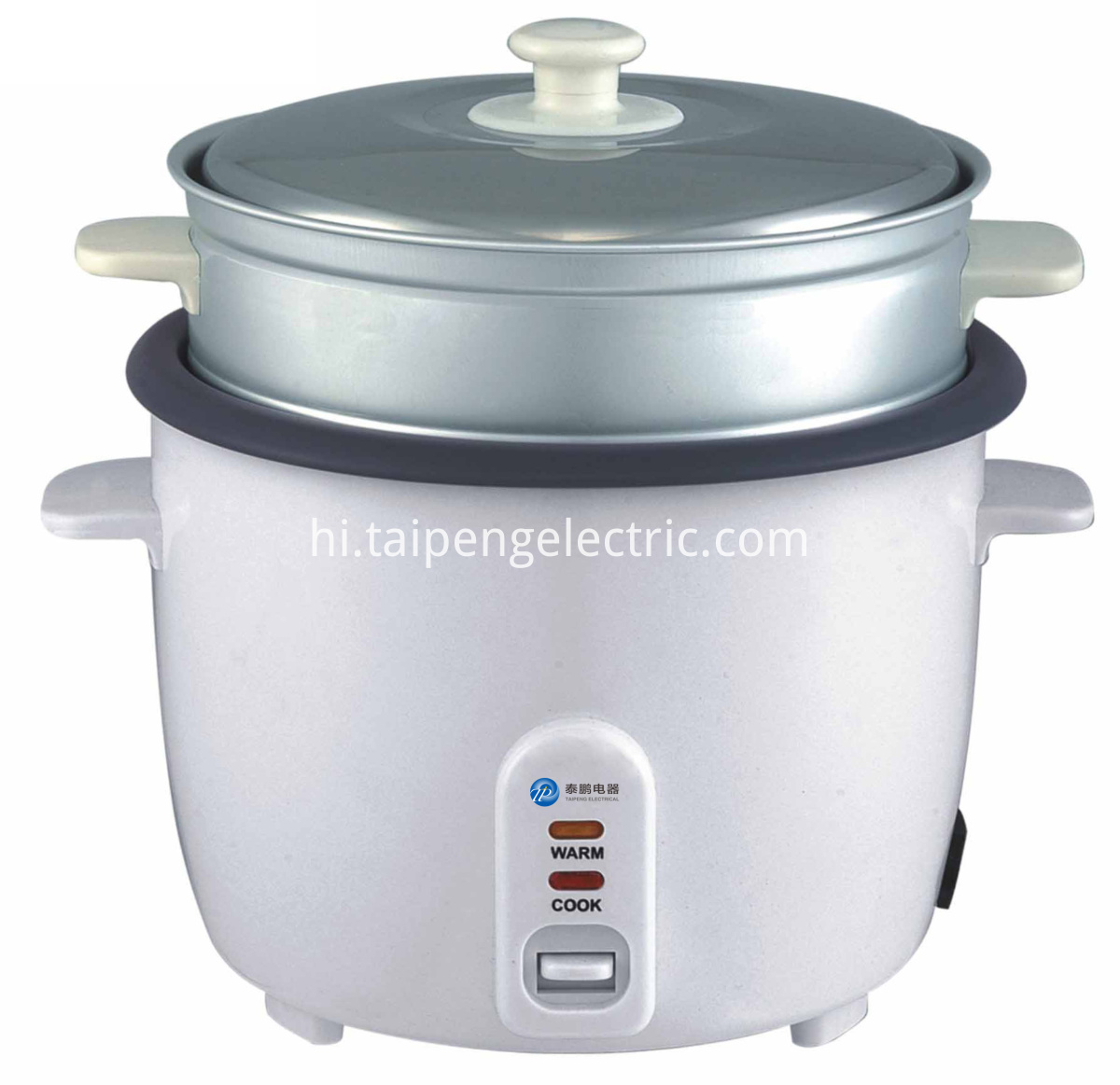 Drum type rice cooker