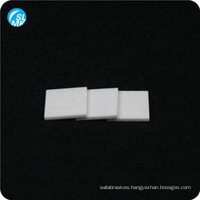 porous white 95 alumina ceramic wafer thin porcelain plate for sale