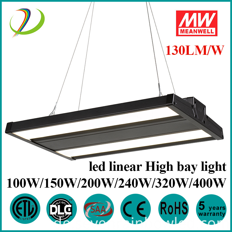 Meanwell Low Bay Led Lighting