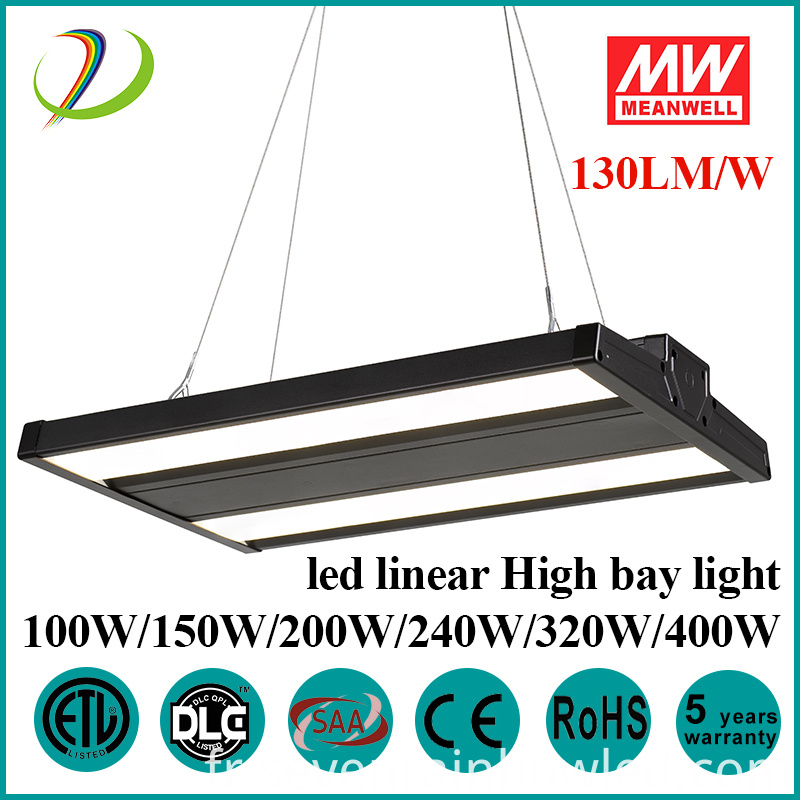 2FT Long Led Low Bay Fixtures