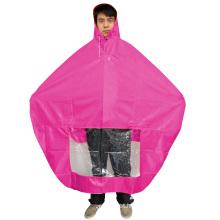 Promotional Heavy Duty Disposable Womens Rain Gear Raincoat Poncho