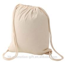Hot Sale Top Quality canvas duffle bags wholesale,cotton canvas drawstring ba,cotton bagckpack