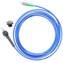 Odc 2 Cores Conector de fibra óptica impermeable
