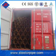 Structure d'échafaudage personnalisée tailles de tuyau