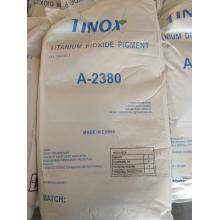 Dioxyde de titane Tinox pour l'industrie du caoutchouc