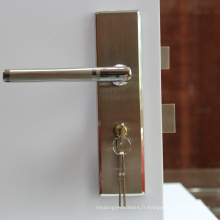 Fournir toutes sortes de serrure de porte à deux clés, serrures de porte fabriqués en Chine, serrure de capteur de proximité de porte