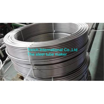 Seamless SS Pipe Stainless Coiled Tubing