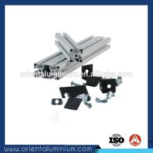 Profil en aluminium de haute qualité pour stand d'exposition