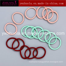 Rubber Metal Free Hair Band