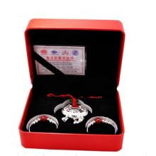 Caja de regalo de la joyería del alto grado para la colección