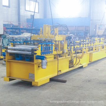 C80-300 Fully Automatic Adjustable C Purline Forming Machines